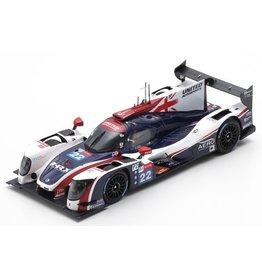 Ligier Ligier JS P217 Gibson #22 United Autosports 9th 24h Le Mans 2019 - 1:43 - Spark
