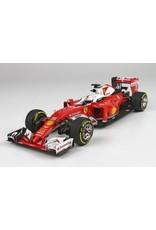 Formule 1 Ferrari SF16-H Scuderia Ferrari #5 GP Australia 2016 Sebastian Vettel - 1:18 - BBR