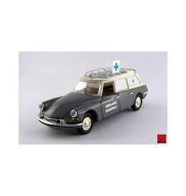 Citroen Citroen DS 19 Break Ambulance Municipale 1962 - 1:43 - Rio