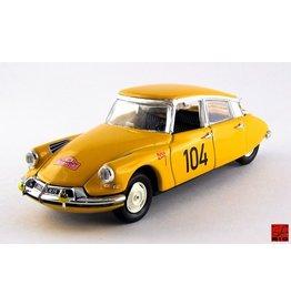 Citroen Citroen DS 19 #104 Rally Monte Carlo 1962 - 1:43 - Rio