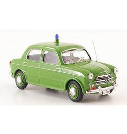 Fiat Fiat 1100/103 T.V. Carabinieri-Polizia 1955 - 1:43 - Rio