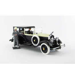 Isotta-Fraschini Isotta-Fraschini 8A Torpedo Fleetwood RHD Rudolf Valentino + 2 Figures 1925 - 1:43 - Rio