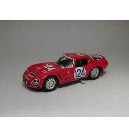 Alfa Romeo Alfa Romeo TZ2 #124 Targa Florio (Sicily) 1967 - 1:43 - Best Model