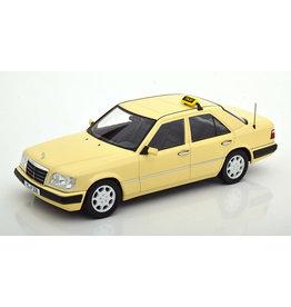 Mercedes-Benz Mercedes-Benz E-Klasse Taxi 1989 - 1:18 - iScale