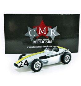 Formule 1 Maserati 250F #24 GP Italia 1957 - 1:18 - CMR Classic Model Replicars