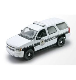 Chevrolet Chevrolet Tahoe 'Police' 2008 - 1:24 - Welly