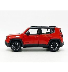 Jeep Jeep Renegade Trailhawk 2017 - 1:24 - Welly
