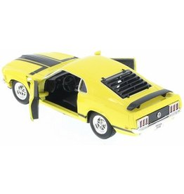 Ford Ford Mustang Boss 302 1970 - 1:24 - Welly