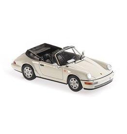 Porsche Porsche 911 Carrera 2 Cabriolet 1990 - 1:43 - MaXichamps