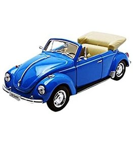 Volkswagen Volkswagen Beetle Cabrio 1960 - 1:24 - Welly