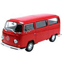 Volkswagen Volkswagen T2 Bus 1972 - 1:24 - Welly