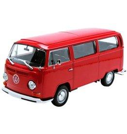 Volkswagen Volkswagen T2 Bus 1972 - 1:24 - Welly