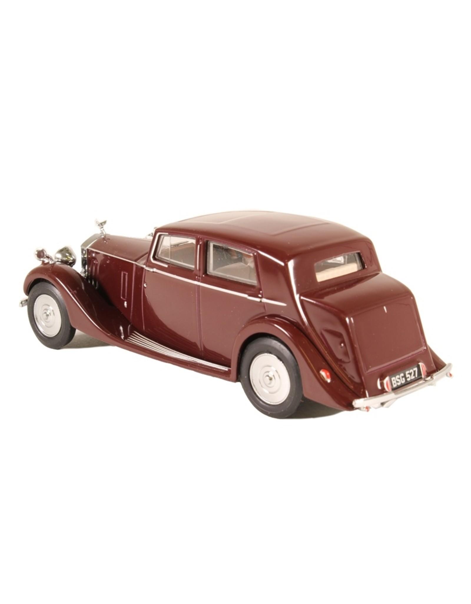 Rolls-Royce Rolls-Royce 25/30 Thrupp & Maberley - 1:43 - Oxford