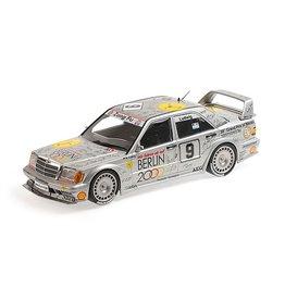 Mercedes-Benz Mercedes-Benz 190E 2.5-16 EVO 2 Zung  Fu #9 Macao Guia Race 1992 - 1:18 - Minichamps