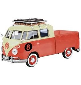 Volkswagen Volkswagen T1 Type 2 Pick-Up + Roof Rack - 1:24 - Motor Max