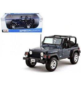 Jeep Jeep Wrangler Rubicon Open - 1:18 - Maisto