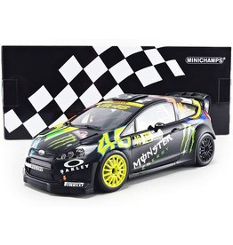 Ford Ford Fiesta RS WRC #46 Winners Monza Rally Show 2012 - 1:18 - Minichamps