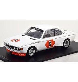BMW BMW 3.0 CSL #6 Winner Monza 1973 - 1:18 - Spark