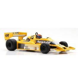 Formule 1 Formule 1 Renault RS 01 #15 GP South Africa 1979 - 1:18 - Spark