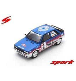 Renault Renault 11 Turbo #3 Rally Monte Carlo 1987 - 1:43 - Spark