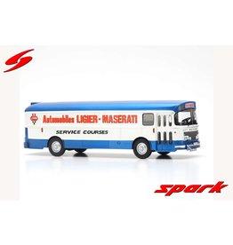 Saviem Saviem Transporteur Ligier F1 1974 - 1:43 - Spark