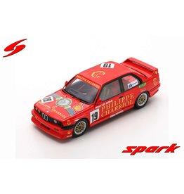BMW BMW M3 EVO #19 Macau Guia Race 1991 - 1:43 - Spark