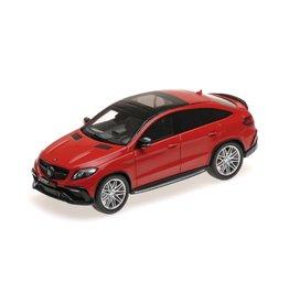 Brabus Brabus 850 4x4 Coupé Auf Basis Mercedes-AMG GLE 63 S 2016 - 1:43 - Minichamps