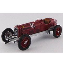 Formule 1 Formule 1 Alfa Romeo P3 Tipo B #62  Winner Coppa Acerbo Italy 1933 - 1:43 - Rio