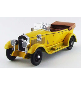 Isotta-Fraschini Isotta-Fraschini 8A Spider #50 Winner Rally Milano-San Remo 1933 - 1:43 - Rio