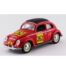 Volkswagen Volkswagen Beetle Maggiolino #262 Carrera Pannamericana 1954 - 1:43 - Rio