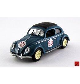Volkswagen Volkswagen Beetle Maggiolino #53 Nürburgring 1954 - 1:43 - Rio
