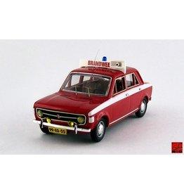 Fiat Fiat 128 4-Door Dutch Fire Department 1970 - 1:43 - Rio