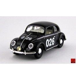 Volkswagen Volkswagen Beetle Maggiolino 1200 #026 Mille Miglia 1953 - 1:43 - Rio