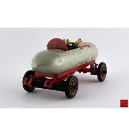 Jenatzy Jenatzy Jamais Content 1st Electric Car 1899 - 1:43 - Rio