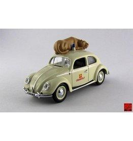 Volkswagen Volkswagen Beetle Maggiolino Shell Cranevelt Zoo Arnhem Holland 1965 - 1:43 - Rio
