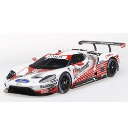 Ford Ford GT 3.5L Turbo V6 #66 Team Ford Chip Ganassi USA 24h Daytona 2019 'Top Speed Series' - 1:18 - TrueScale Miniatures