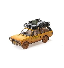 Land Rover Land Rover Range Rover 'Camel Trophy' Papua New Guinea Dirty Version 1982 - 1:18 - Almost Real