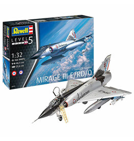 Mirage III E/RD/0 - 1:32 - Revell