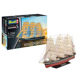 Russian Barque Kruzenshtern - 1:200 - Revell