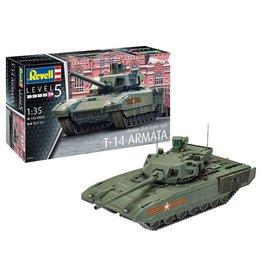 Russian Main Battle Tank T-14 Armata - 1:35 - Revell