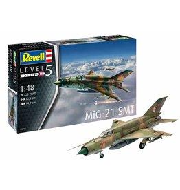 MiG-21 SMT - 1:48 - Revell