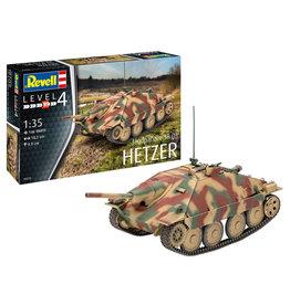 Jagdpanzer 38 (t) Hetzer - 1:35 - Revell