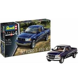 Ford F-150 XLT 1997 - 1:25 - Revell