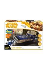 Star Wars Han's Speeder - 1:28 - Revell