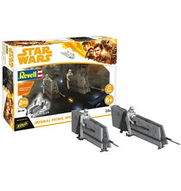 Star Wars Imperial Patrol Speeder - 1:28 - Revell