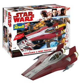 Star Wars Resistance A-Wing Fighter - 1:44 - Revell
