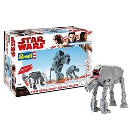 Star Wars First Order Heavy Assault Walker - 1:164 - Revell