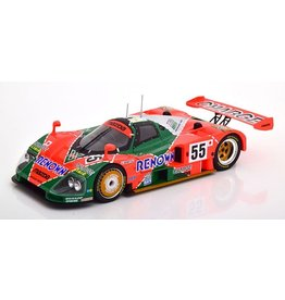 Mazda Mazda 787B #55 Winner 24H Le Mans 1991 - 1:18 - CMR Classic Model Replicars