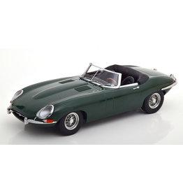 Jaguar Jaguar E-Type Series 1 1961 (Open) - 1:18 - KK Scale