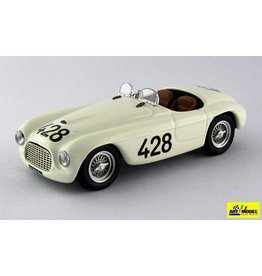 Ferrari Ferrari 166MM Spider #428 Targa Florio (I) 1950 - 1:43 - Art Model